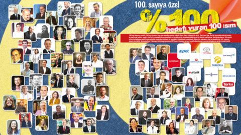 TheBrandAge -%100 hedefi vuran 100 isim seçildi!