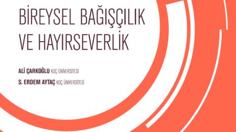 TÜSEV – Türkiye'de Bireysel Bağışçılık ve Hayırseverlik