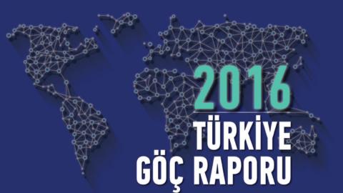 GOC Idaresi – 2016 Yılı Göç Raporu