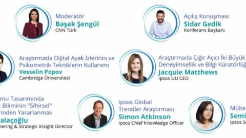 Ipsos – Araştırmada Yenilikler Konferansı 2017 Sunumları