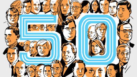 Dünyayı değiştiren 50 şirket