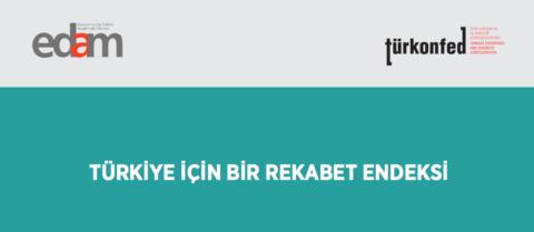 EDAM – Türkiye İçin Bir Rekabet Endeksi