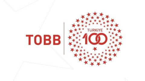 """TOBB – Türkiye'nin En Hızlı Büyüyen Şirketleri """"Türkiye 100"""" Raporu"""