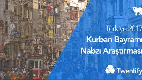 Twentify: Türkiye 2017—Kurban Bayramı Nabzı Araştırması
