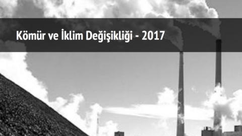 Kömür ve İklim Değişikliği Raporu 2017