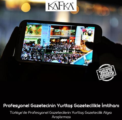 Türkiye'de Profesyonel Gazetecilerin Yurttaş Gazetecilik Algısı Araştırması