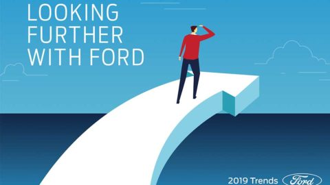 Ford, 2019 yılı Trend Raporunu Açıkladı